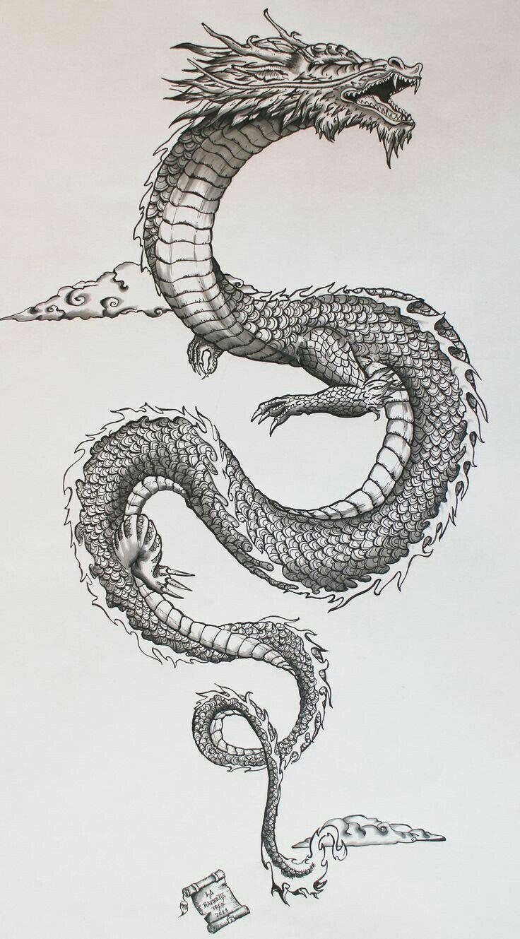 Pin de Queen Fi 👑 en Tattoos. ❤ | Pinterest | Tatuajes, Dragones y ...