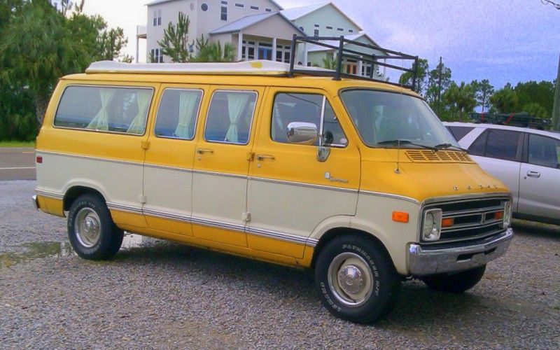 Pin By Douglas E Hopper On Classic Vans Dodge Van Classic Cars Van