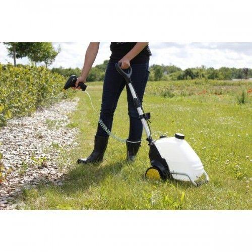 Vi har de bedste priser på havesprøjter - Texas havesprøjte elektrisk 9 liter er DK's billigste el sprøjte