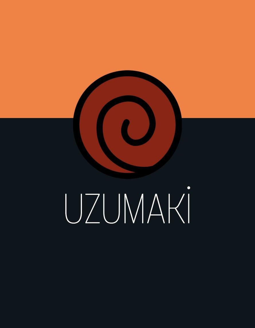 Uzumaki Naruto Wallpaper Symbol Clan Jiraya Kawaii Desenhos Fofos Desenhos