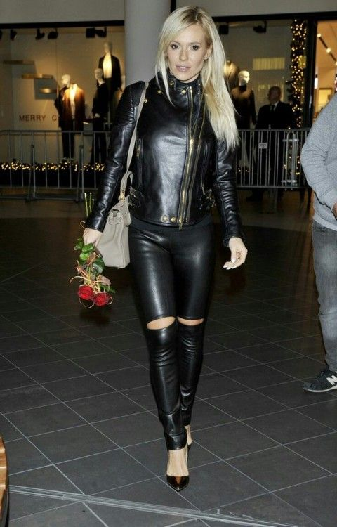 Pin von César auf Te cache!.. in 2019 | Leather dresses ...