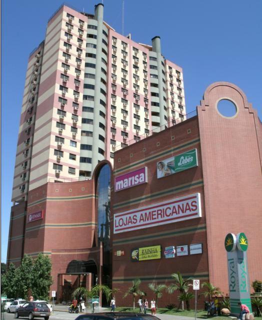 Royal Plaza Shopping Santa Maria Rs