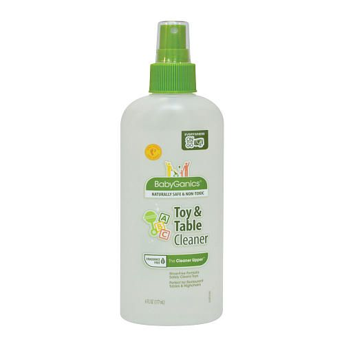 Babyganics Toy And Table Cleaner 6oz Kas Direct Babies R