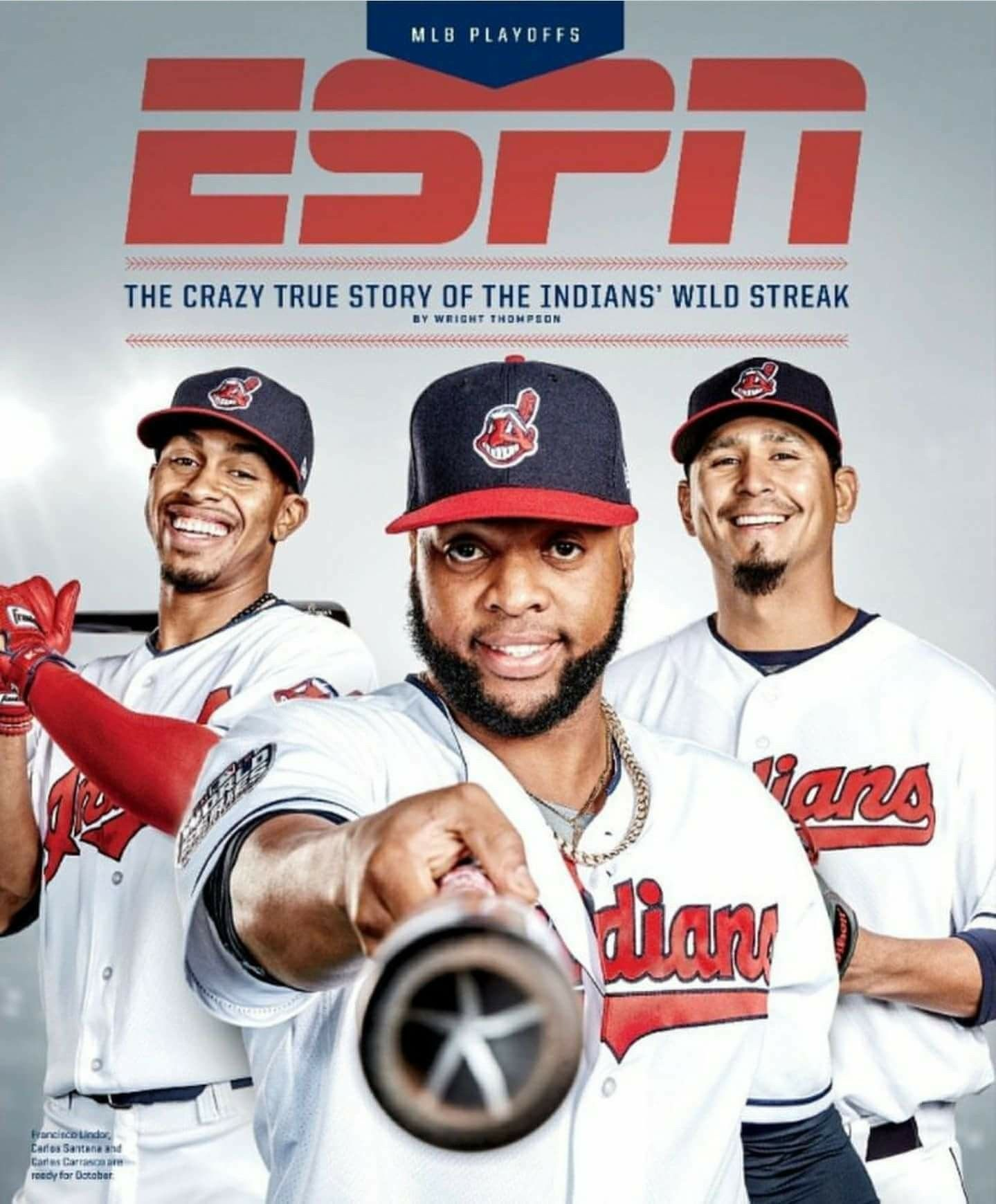 Pin by Keith Thomas on My Sports Cleveland indians, Espn