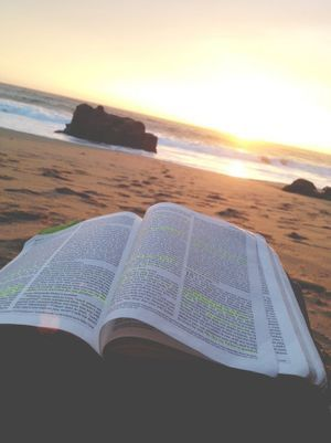 Bible Verses To Get You Through The Day