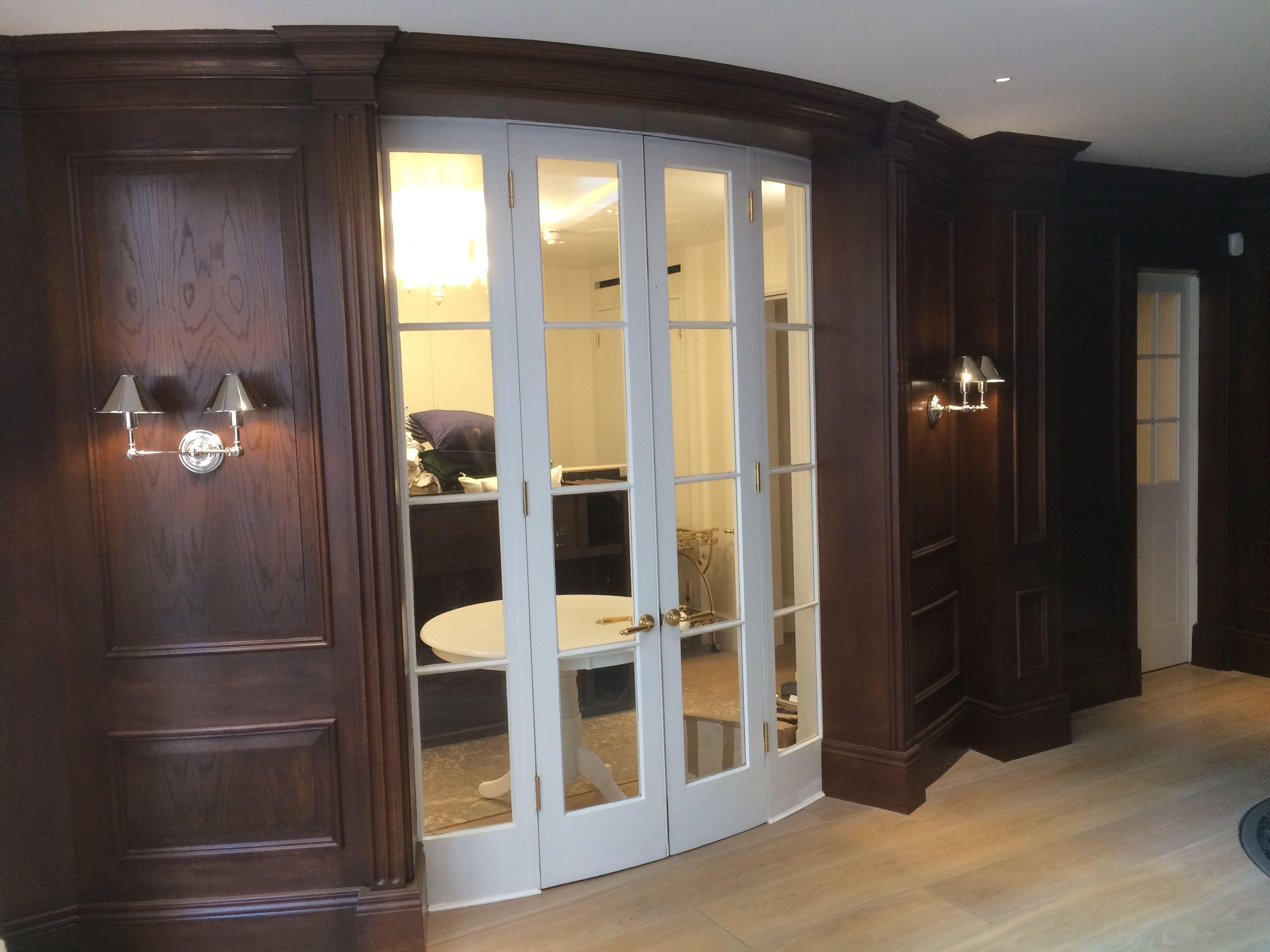 Oak Wall Panelling Decorative Wood Panelling Wall Panelling Experts Wall Paneling Curved Walls Paneling