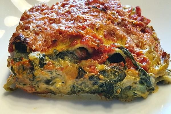 Photo of Spinach Lasagna de dani1808 | Chef