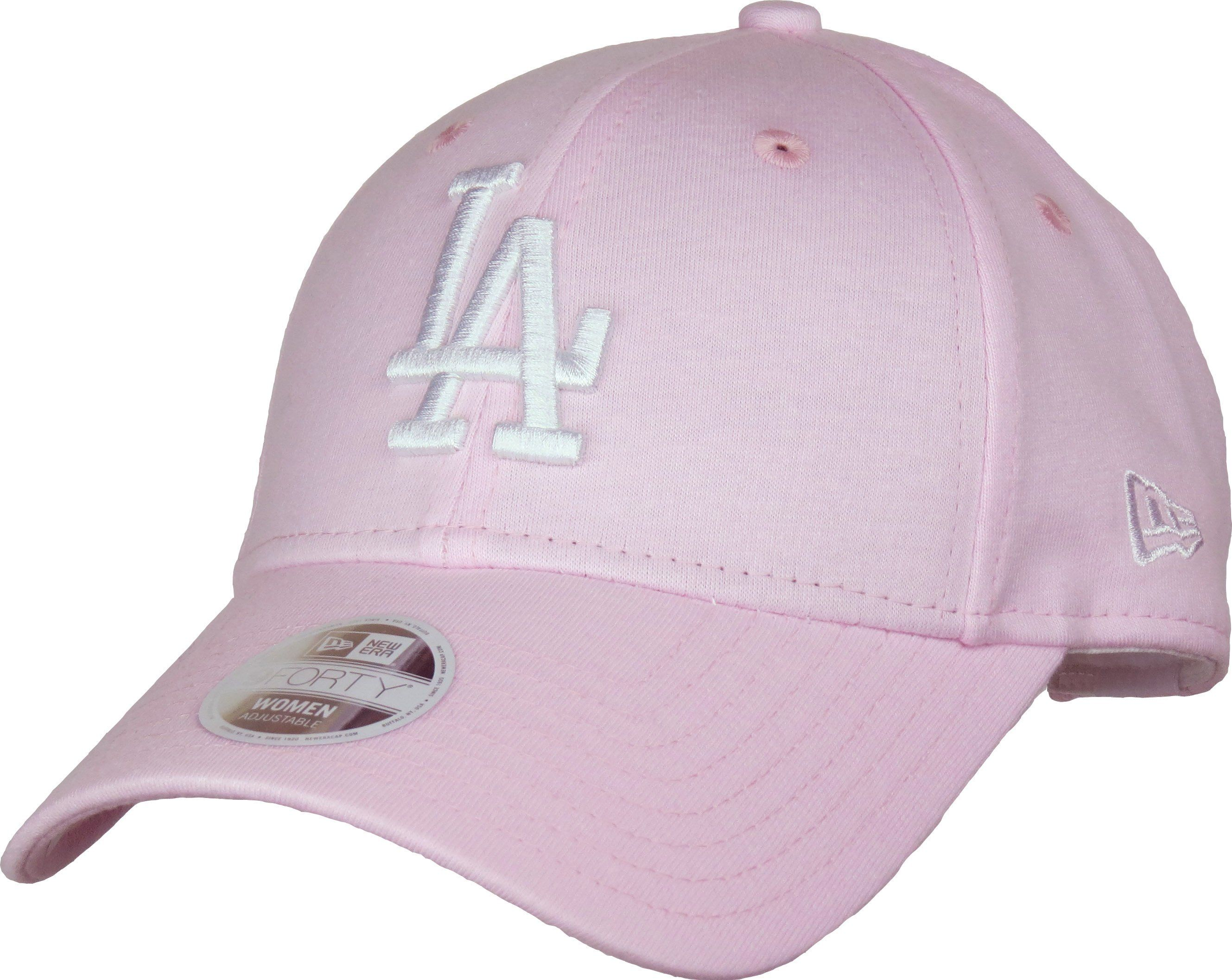 ae6c8e294519c New Era 9Forty Womens Jersey Baseball Cap. Light Pink