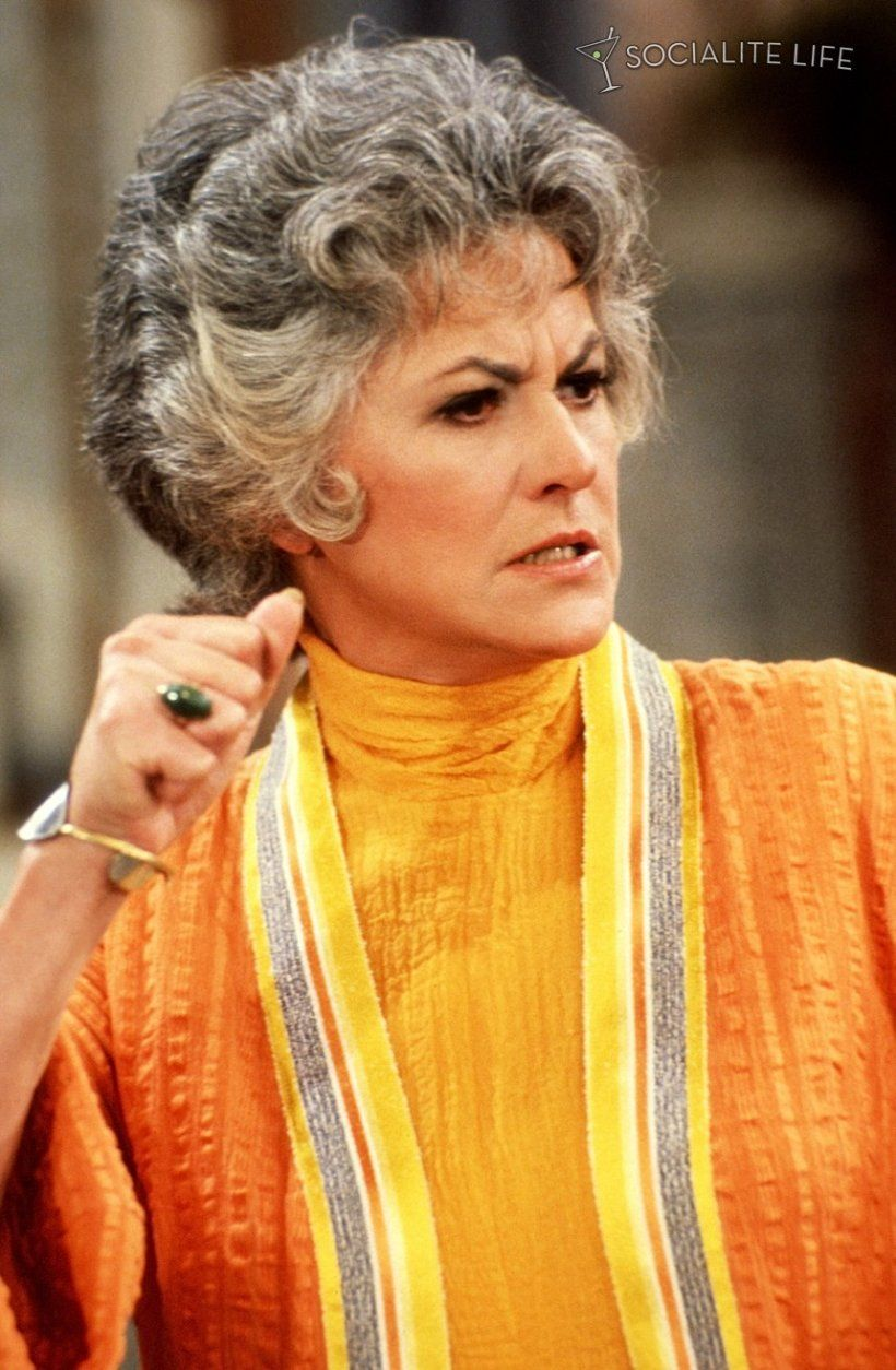 "Bea Arthur - ""The Golden Girls..."