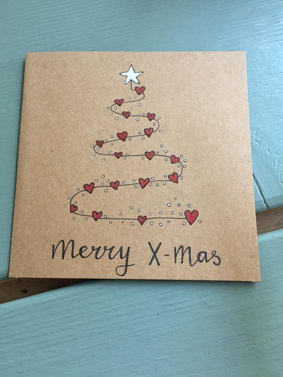 Check Latest Christmas Cards Handmade Elegant Stampin Up Christmas Cards Easy Diy Christmas In 2020 Christmas Cards Handmade Easy Christmas Diy Christmas Cards Kids