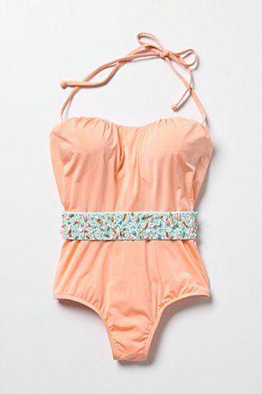 cute bathing suit