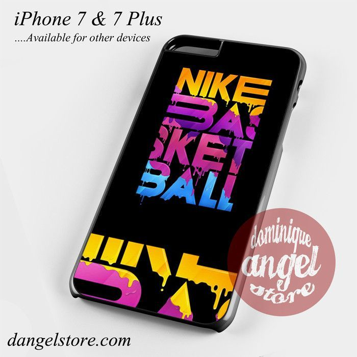 Nike Basket Ball Phone Case for iPhone 7 and iPhone 7 Plus
