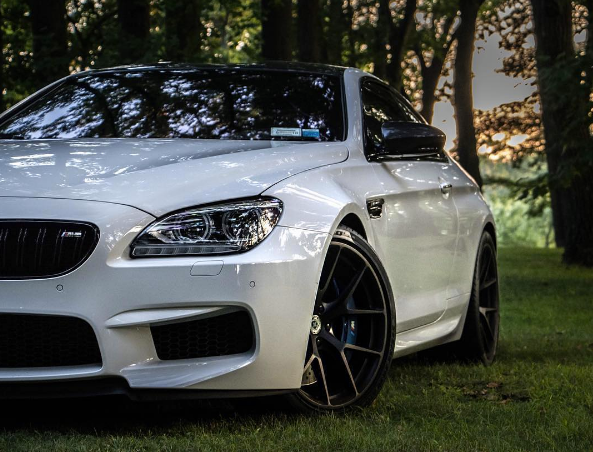 There S Nothing Shady About This Bmw M6 Philsags Bmw Bmw Dealer Bmw Dealership