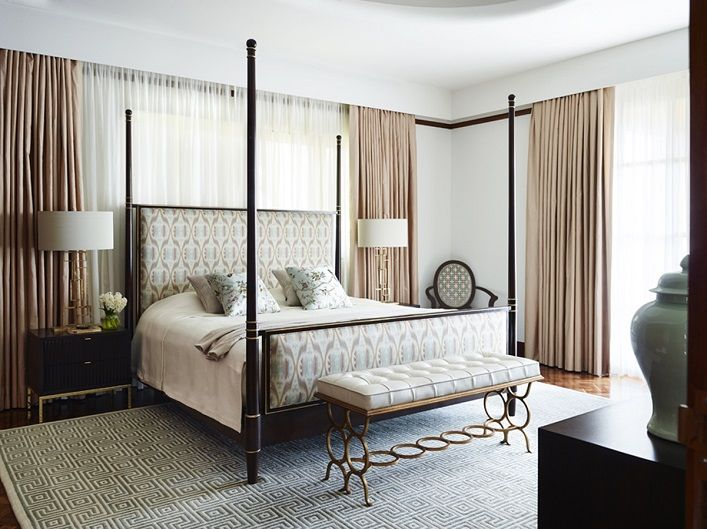Inside A Stylish And Handsome Sydney Home Guest Bedroom Decor