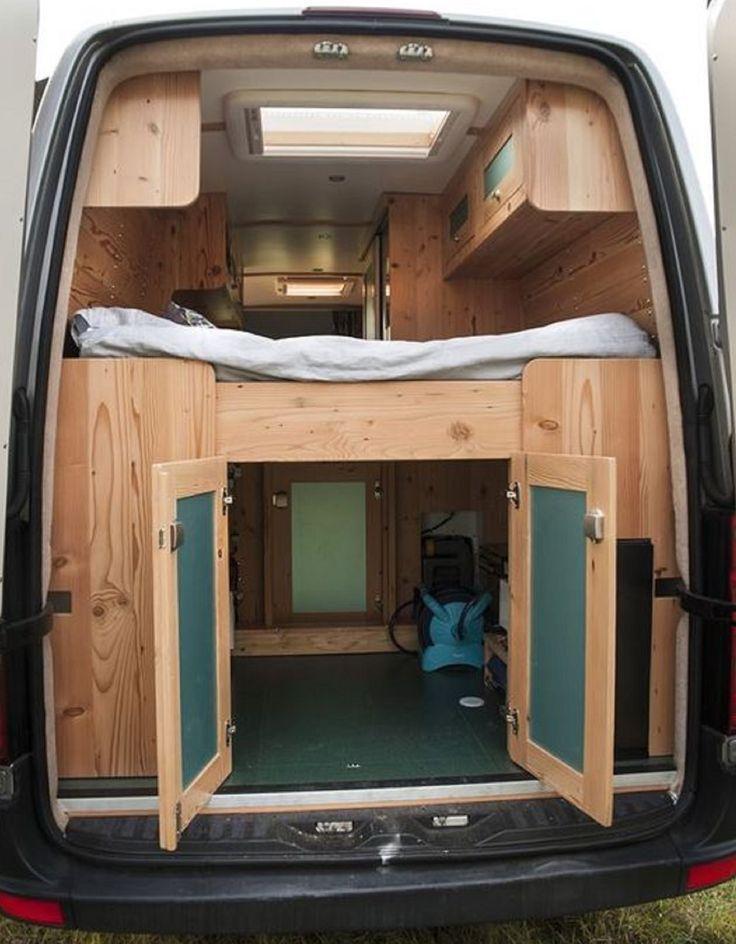 Pin Van Henk De Roo Op Campers Camper Camper Interieur