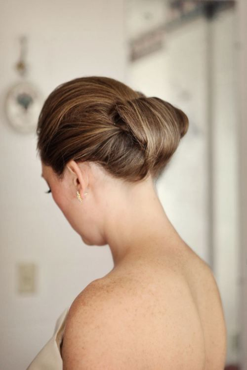 60 Trendiest Updos For Medium Length Hair Vow Renewal Hair Hair