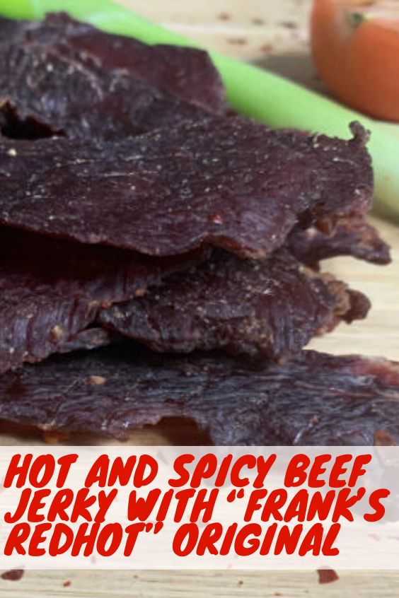 Pin On Recipes Of Beef Jerky