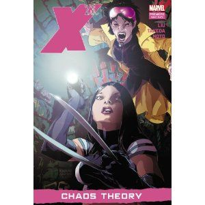 X 23 Vol 2 Chaos Theory Vampire Jubilee The Concept Is So Totally Ludicrous What S Not To Love Oh Yeah And X 23 Becomes Capta Graphic Content Capta