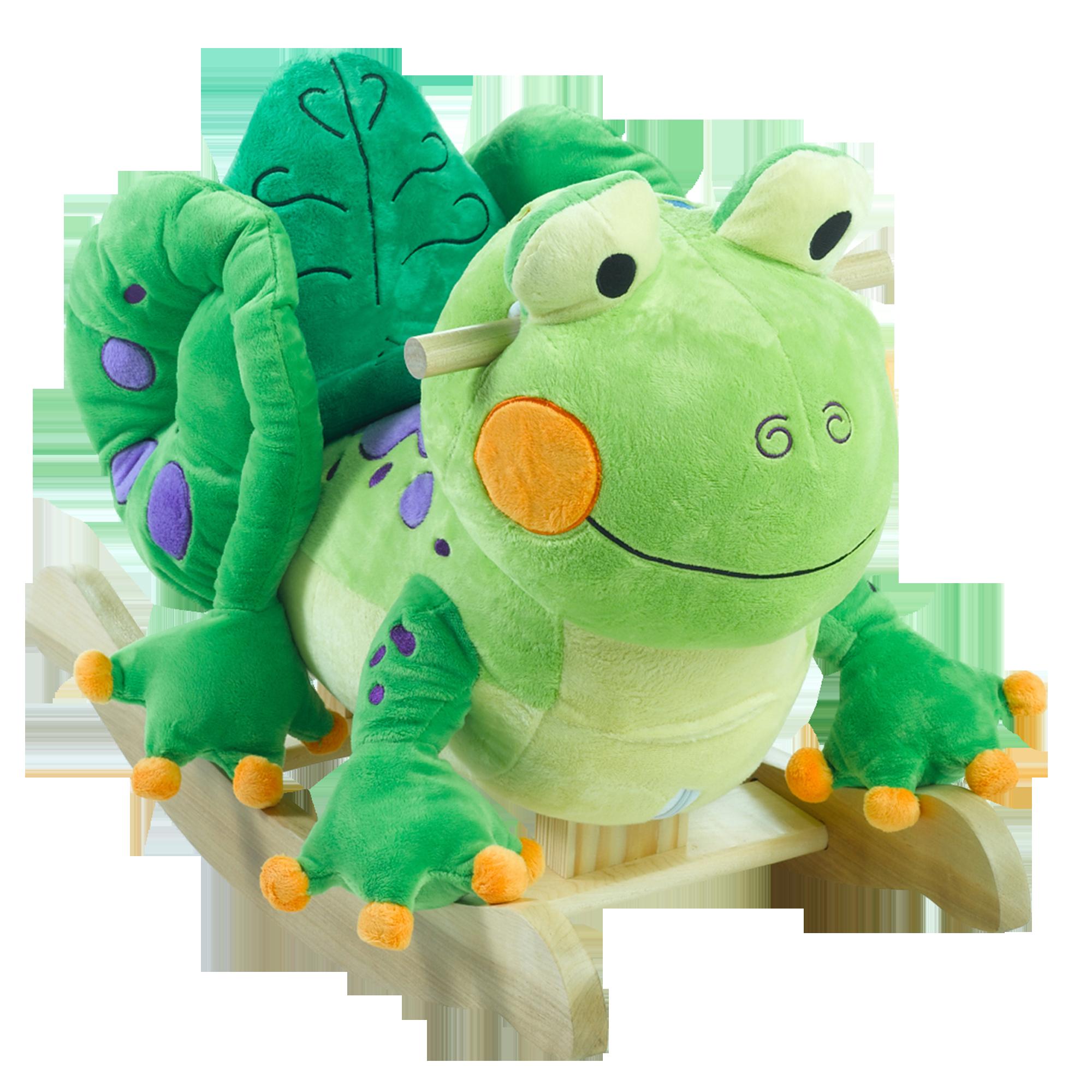 Fergie Frog Chair Rocker (RB31) Rocking toy