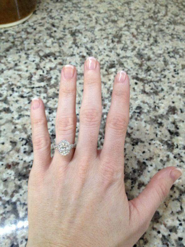 Jb Star Oval Star Ring Rings Engagement Rings