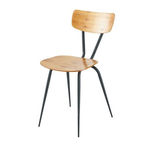 2 chaises vintage. Maisons du Monde. 80.19 €   Ch@irs . Armch@irs