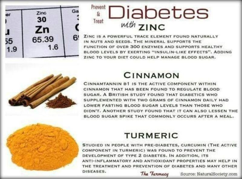 Natural Diabetes Remedies Cinnamon