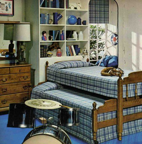 Best Mid Century Children S Bedrooms From Ethan Allen 1974 640 x 480