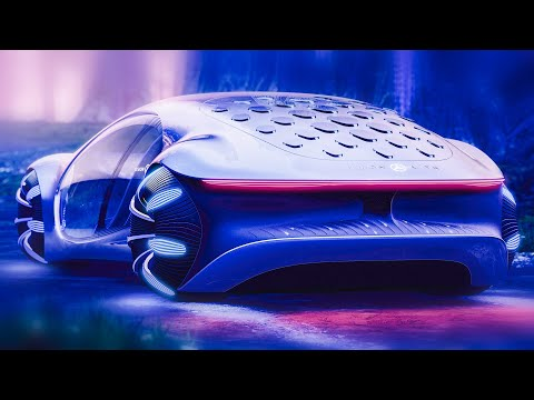 9 Mercedes Benz Vision Avtr Avatar Inspired Concept Car Revealed At Ces 2020 Youtube In 2020 Concept Cars Mercedes Mercedes Benz