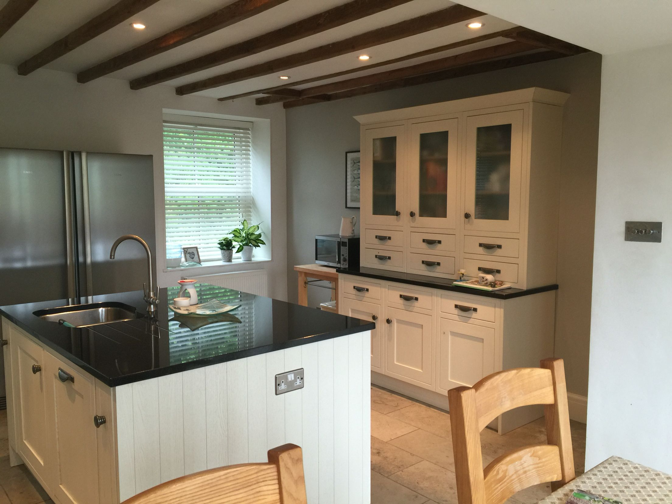 Best Kitchen Walls Painted With Farrow Ball Cornforth White 640 x 480
