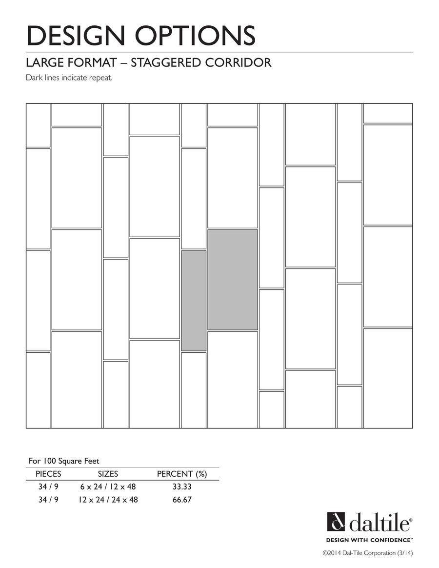Page 11 Of Large Format Tile Pattern Designs 2016