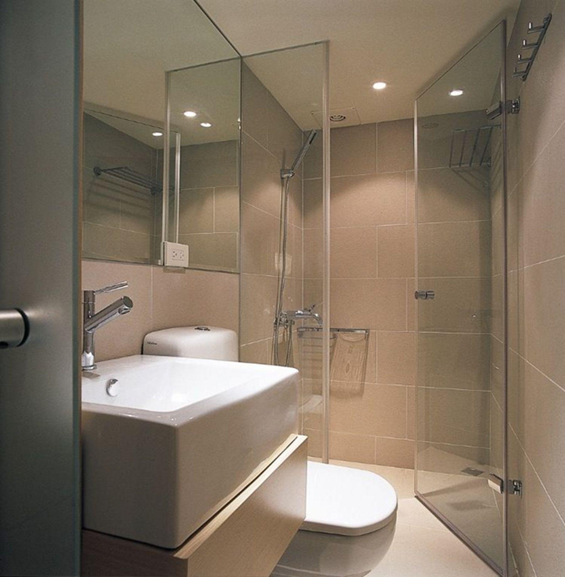 15 Stunning Small Bathroom Design Idea For The Limitations