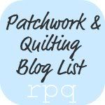 For whenever I need quilting blogs!