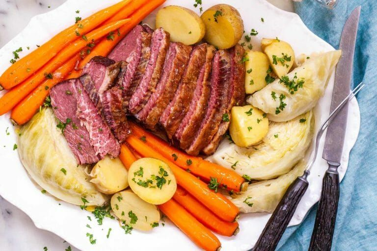 4 Easy Ways to Make Corned Beef and Cabbage