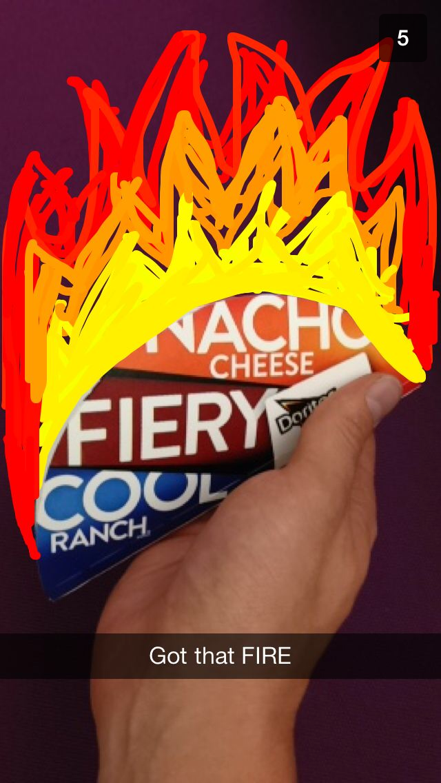 How Taco Bell Is Exploiting Snapchat Stories Snapchat Marketing Social Channel New Social Network