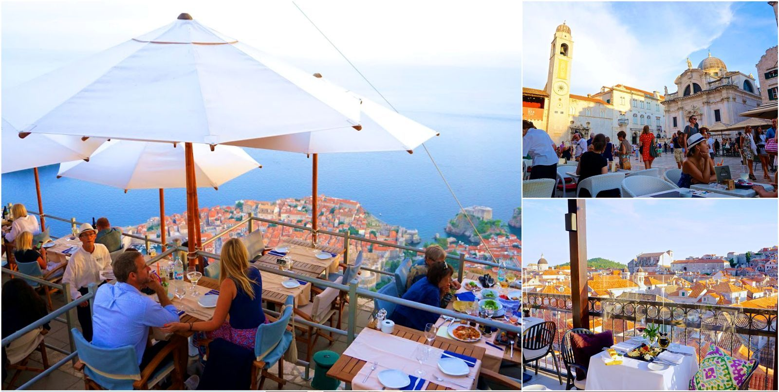 5 Restaurants In Dubrovnik With An Epic View Croatia Travel Dubrovnik Croatia