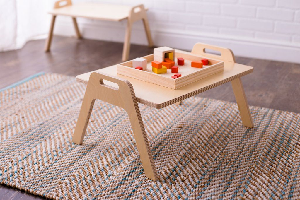 The Small Chowki Floor Table Floor Table Natural Furniture Furniture