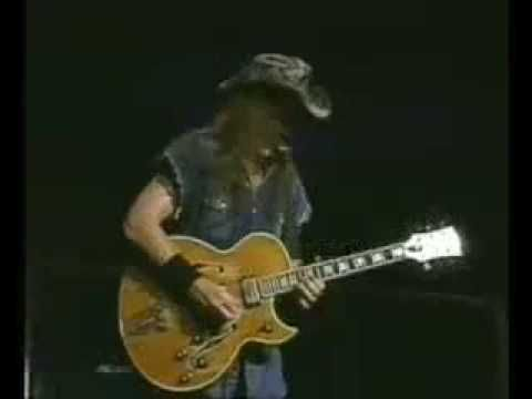 musica stranglehold - ted nugent