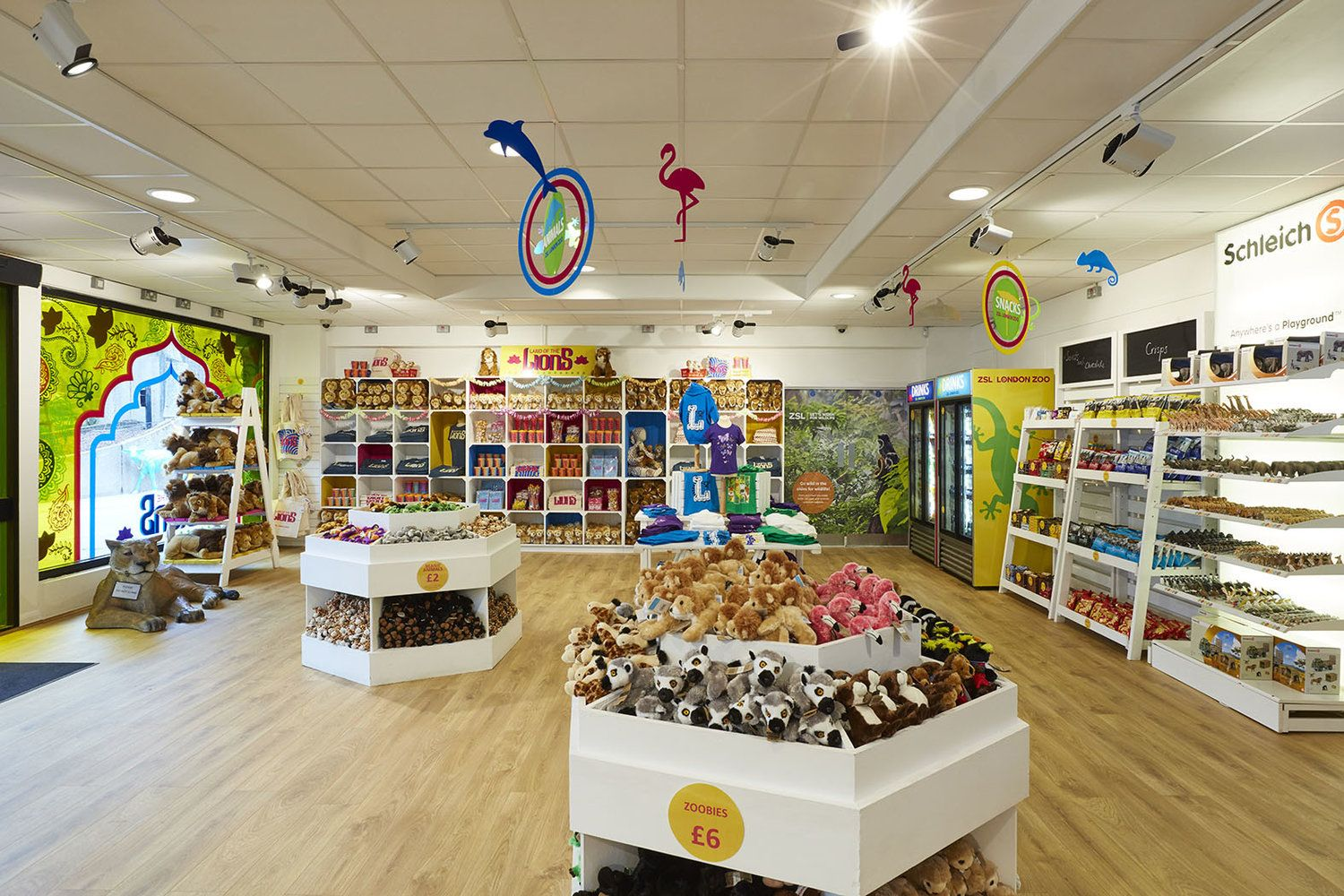 London Zoo Shop Zoo