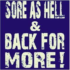 purple workout motivation - Google Search
