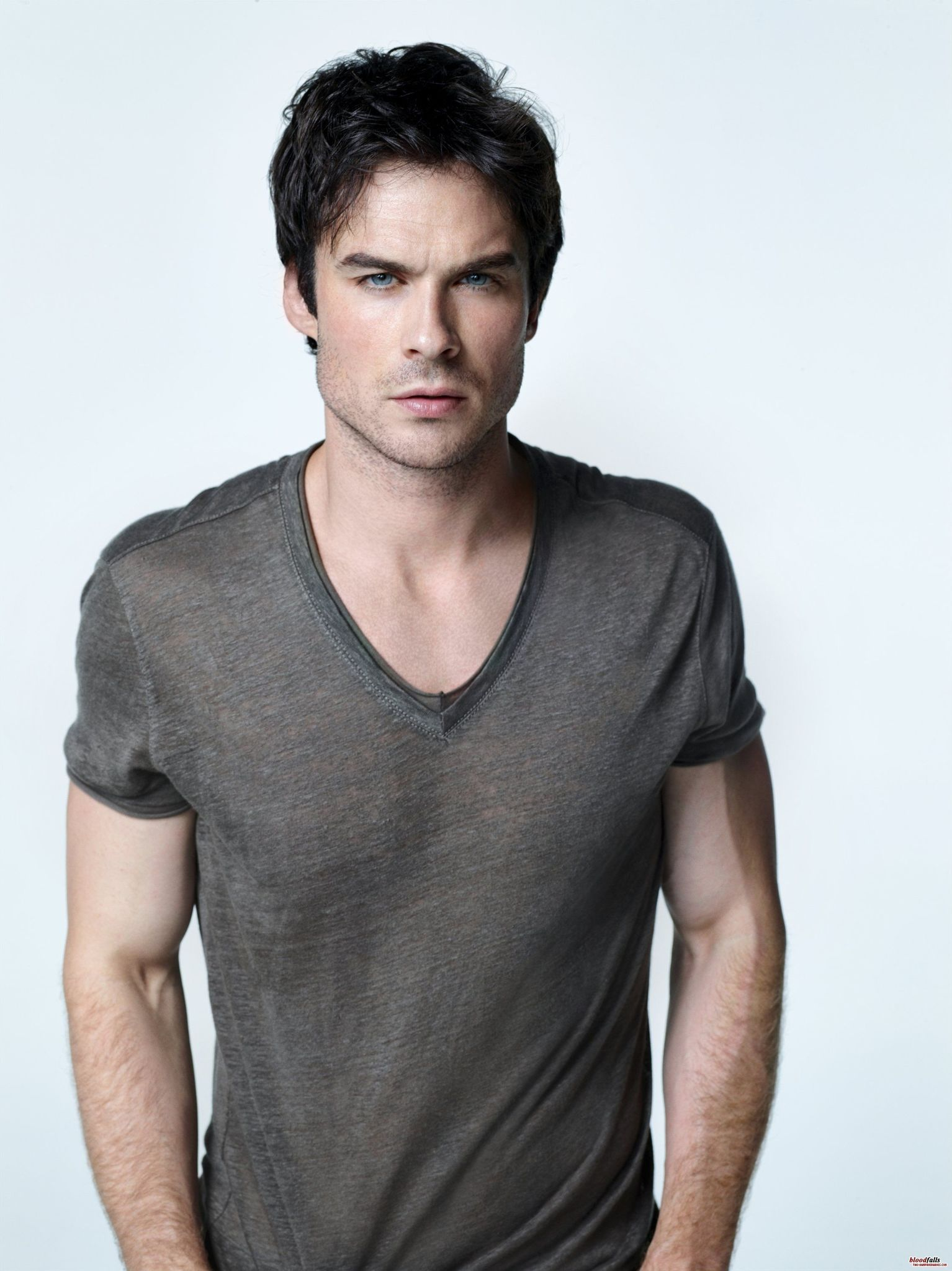 Salvatore on the vampire diaries he was pictures to pin on pinterest - After Seven Seasons On The Vampire Diaries Ian Somerhalder Is Still Looking As Sexy As Ever He May Play A Or Is He 175 Now Vampire On The