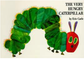 It's a Long Story: Day 30: The Very Hungry Caterpillar