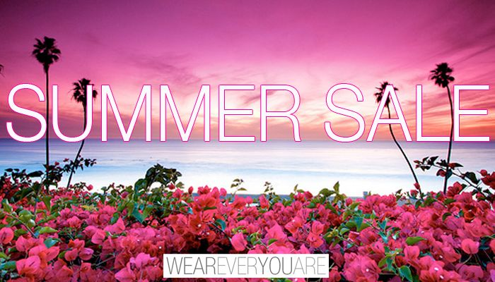 SUMMER SALES HAVE STARTED !  GET TO ALL E-BOUTIQUES OFFERS RIGHT HERE:http://www.weareveryouare.com/selection.php?d=0=0=43