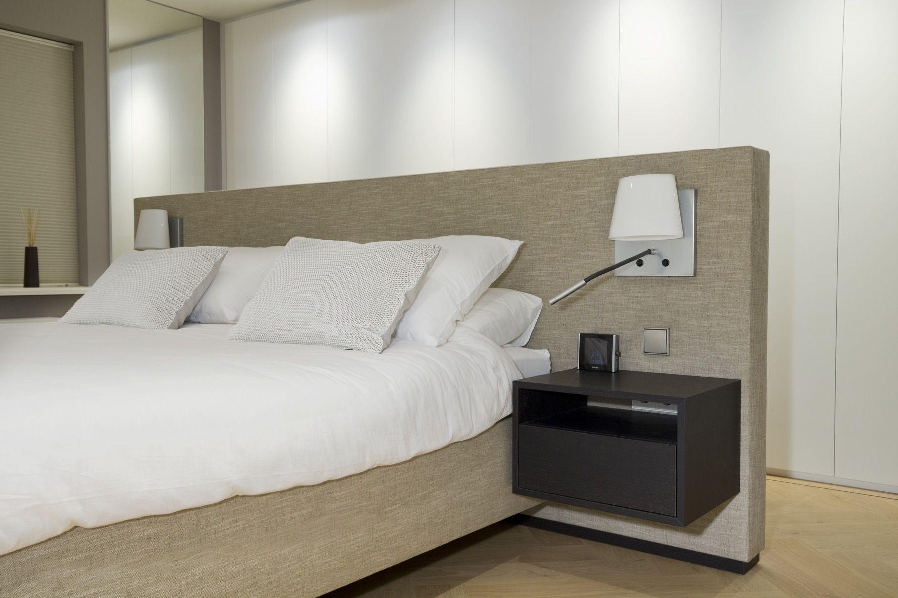 Afbeeldingsresultaat voor slaapkamer verlichting bed - Slaapkamer ...