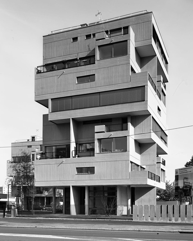 les terrasses de l 39 atelier by the atelier de montrouge pierre riboulet jean renaudie. Black Bedroom Furniture Sets. Home Design Ideas