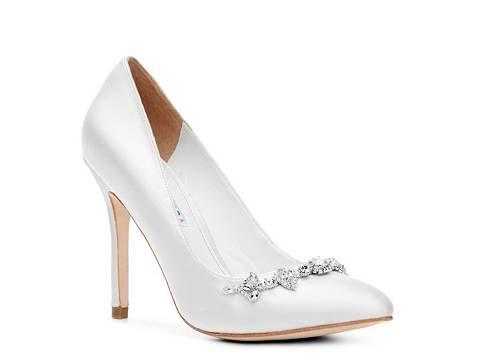 David Tutera Tiara Pump Dsw Shoes Wedding Shoes Wedding Heels