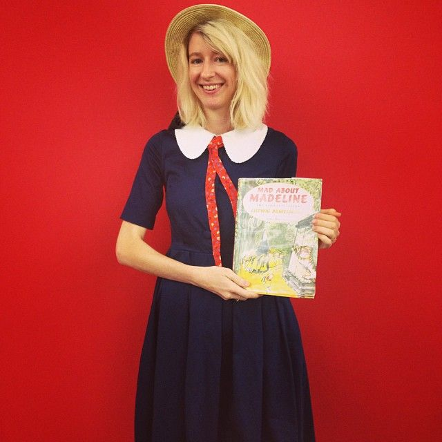 Pin for Later 21 Literary Costumes For Hardcore Book-Lovers Your Favorite Childrenu0027s Book Character Embrace the good old days by channeling your favorite ...  sc 1 st  Pinterest & 22 Literary Costumes For Hardcore Book-Lovers | Pinterest | Literary ...