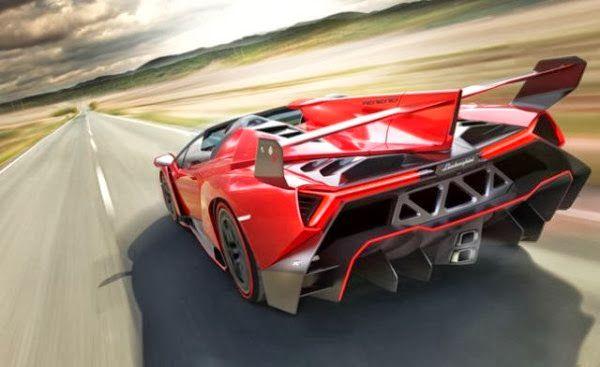 Luxury Life Design: $4.5 million Lamborghini Veneno Roadster #lamborghiniveneno