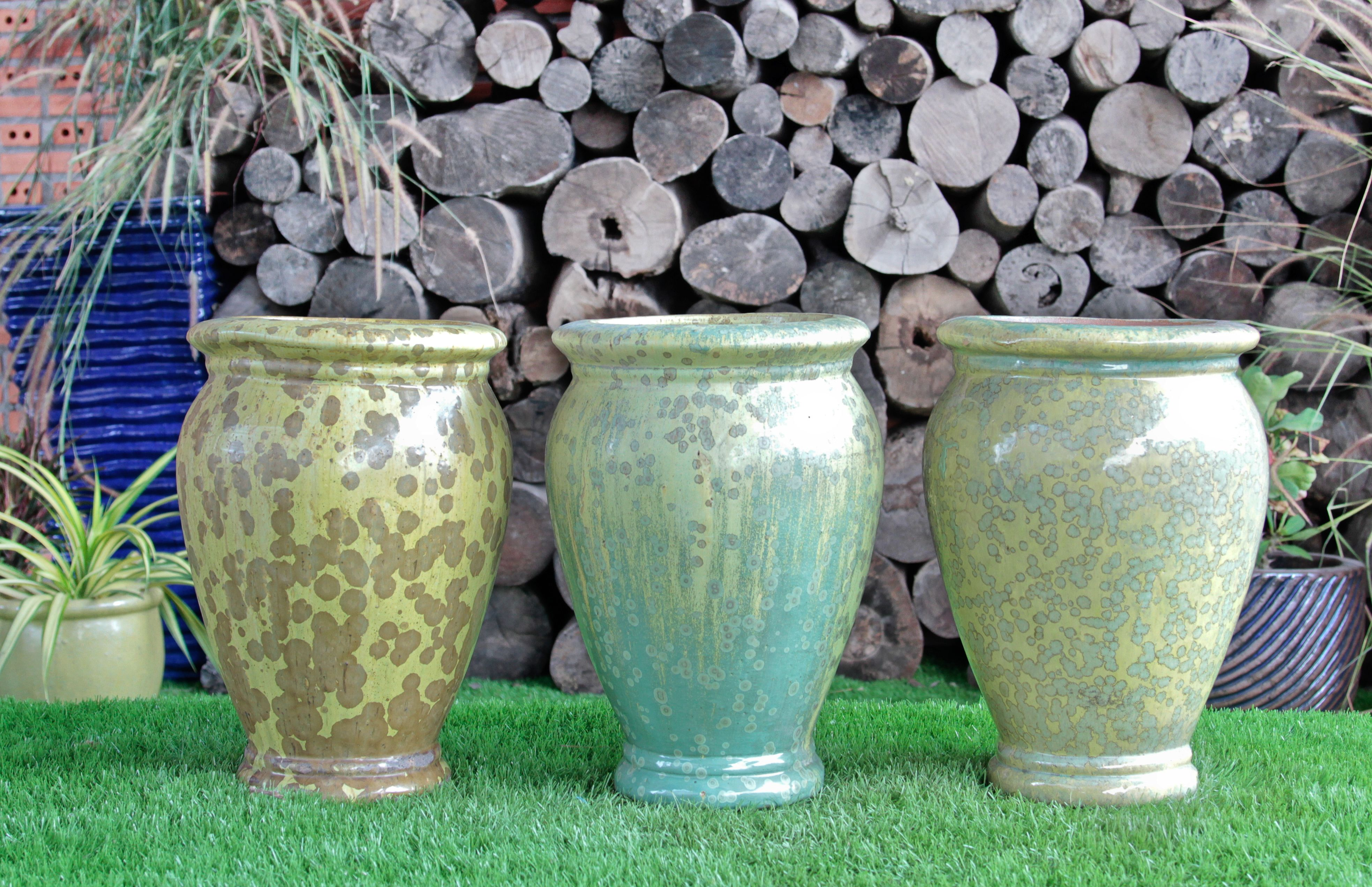 Vietnamese Pottery Wholesale Best Factory Prices For Outdoor Planters