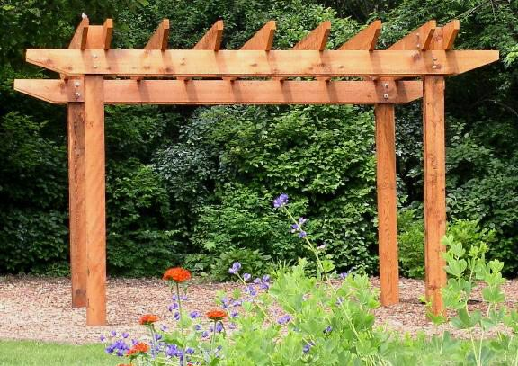 Pergola Or Arbor Foliage Is Deer Resistant Flowers Are An Pergola And  Gazebo Plans Here S A List Of Free Pergola Arbors Design Ideas