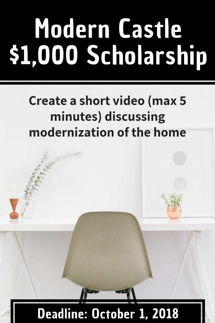 Modern Castle Is Giving Away A 1 000 Scholarship Just Submit A